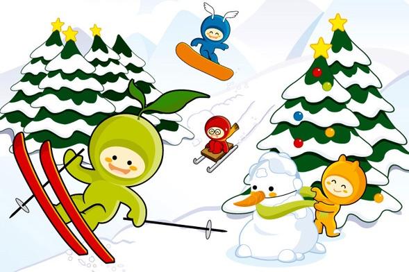 4 thaoines_esquí